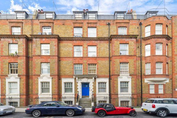 Wells Street, Fitzrovia, London, W1