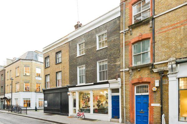 Riding House Street, Fitzrovia, London